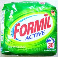 Порошок для стирки универсальный Formil Active, 2 кг (30 стирок)