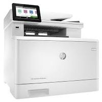 HP Color LaserJet MFP M479fdn, White