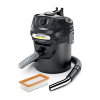 Пылесос Karcher AD 2 (1.629-711.0), Black