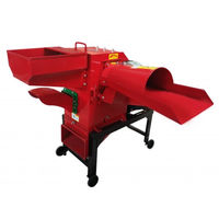 Измельчитель кормов и зерна Мс-400-30 турбина