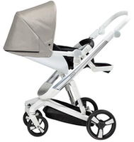 Bebumi Space Silver 2in1 Light Gray
