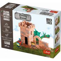 Trefl конструктор керамический Brick Trick Tower