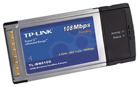 Adaptor Cardbus wireless TP-LINK WN610G