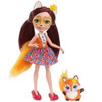 Enchantimals Кукла Фелисити Лис