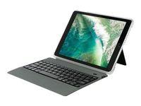 "Tucano Case Tablet Guscio - IPAD 10.5"" with EU Keyboard , Black"