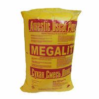 Штукатурная смесь Megalit (40 кг)