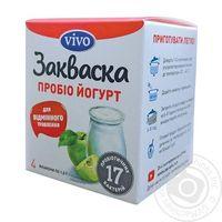 Vivo Пробио-йогурт Симбилакт закваска, 4x0,1г