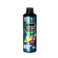 L - Carnitine 100000 liquid 500 ml lemon - passion fruit
