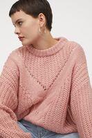 Трикотаж H&M Розовый