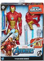"""Avengers E7380 Фигурка """"Железный человек"""" с аксессуарами"""