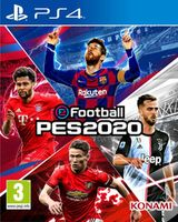 Gamedisc eFootball PES 2020 for Playstation
