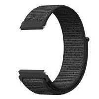 Ремешок Samsung Gear S3/Watch 46mm-22mm Nylon , Tellur Black