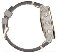 Смарт-часы Garmin fenix 6S Pro Sapphire Editions Light/Gold (010-02159-40)