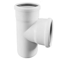 купить Тройник ПВХ белый ф. 160 / 160 x 90°  M в Кишинёве