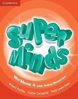 Super Minds Workbook Level 4