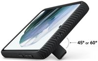 Чехол для моб.устройства Samsung EF-RG991 , Galaxy S21 Protective Standing Cover Black