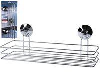Полка для ванной Сталь 35X14X11cm, металл
