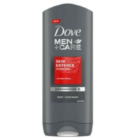 Гель для душа Dove Men Care Skin Defence, 250 мл