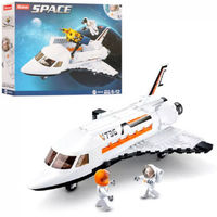 Sluban Space Constructor Shuttle