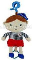 "Baby Mix STK-18872 Игрушка для путешествия ""Мальчик"""