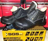 Профессиональные зимние ботинки  SGS
