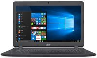 "ACER Aspire ES1-732 Black (NX.GH4EU.007) 17.3"" HD+ (Intel® Celeron® Dual Core N3350 up to 2.40GHz (Apollo Lake), 4Gb DDR3 RAM, 500Gb HDD, Intel® HD Graphics 500, DVDRW, CardReader, WiFi-AC/BT, 3cell, 0.3MP CrystalEye Webcam, RUS, Linux, 2.8kg)"