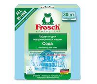 Frosch Таблетки для посудомоечной машины 30*20 мл