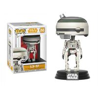 Funko Pop Movies: Star Wars, Solo: L3-37