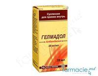 Helmadol susp. orala 20 mg/ml 20 ml N1