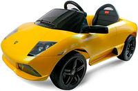 Rastar Lamborghini Gallardo Yellow