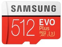 Сard de memorie Samsung MicroSD EVO Plus 512Gb (MB-MC512HA)