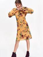 Платье TOP SECRET Желтый ssu2461