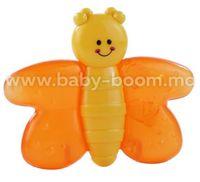 """Baby Mix KP-14446 Прорезыватель """"Бабочка"""""""