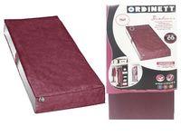 Чехол для хранения 50X107X15cm тканевый, бордо