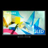 "Televizor 50"" LED TV Samsung QE50Q80TAUXUA, Silver"