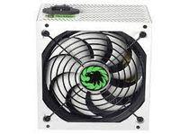 Блок питания ATX 600W GAMEMAX GM-600 White, 80+ Bronze, модульный кабель, активная коррекция коэффициента мощности, 140-мм вентилятор, розничная торговля