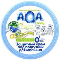 Cremă de protecție pentru zona scutecului pentru copil Aqa Baby 100 ml