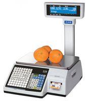 Весы с чекопечатью CAS CL3500-15P