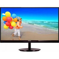 Monitor Philips 274E5QHSB Black-Cherry