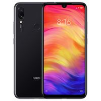 Xiaomi Redmi Note 7 4+64Gb Duos, Space Black