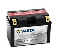 Аккумулятор VARTA 12V 160AH YT12A-BS AGM