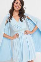 Платье ORSAY Голубой 467183