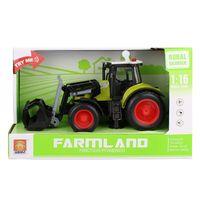 """1:16 Инерционный трактор """"Farm Tractor"""""""