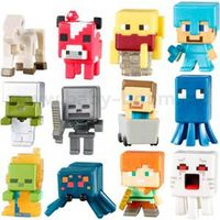"Mega Bloks DMB47 Мини-фигурка ""Minecraft"" в асс."