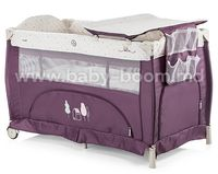 Chipolino Манеж-кровать Bella KOSIB0183VB бордо