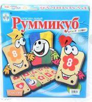 """OP Р03.111 Деревянная игра """" Руммикуб"""""""