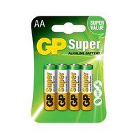 AA/Super Alkaline/бл-4 бат. GP