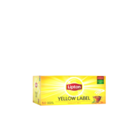 Lipton Yellow Label, 50 пак.