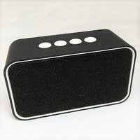 DA Bluetooth Speaker DM0022, Black