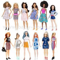"Barbie FBR37 Кукла ""Барби модница"" в асс."